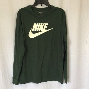 Green Nike long sleeve